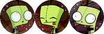 Request - Gir With Hoodie Divider by TRASHYADOPTS