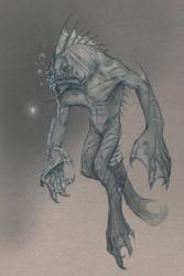 creatureBlackLagoon by Mavros-Thanatos