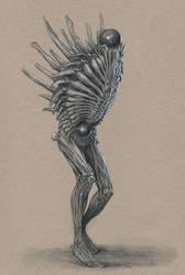 Osteomorph by Mavros-Thanatos