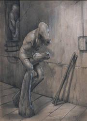 Double Head by Mavros-Thanatos