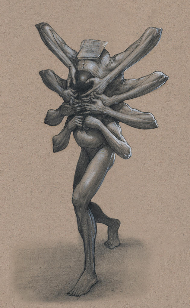 Octoheros by Mavros-Thanatos