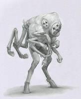 Masked Hydra by Mavros-Thanatos