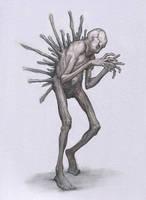 Bone Wraith by Mavros-Thanatos