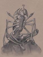 Keeper of Wisdom by Mavros-Thanatos