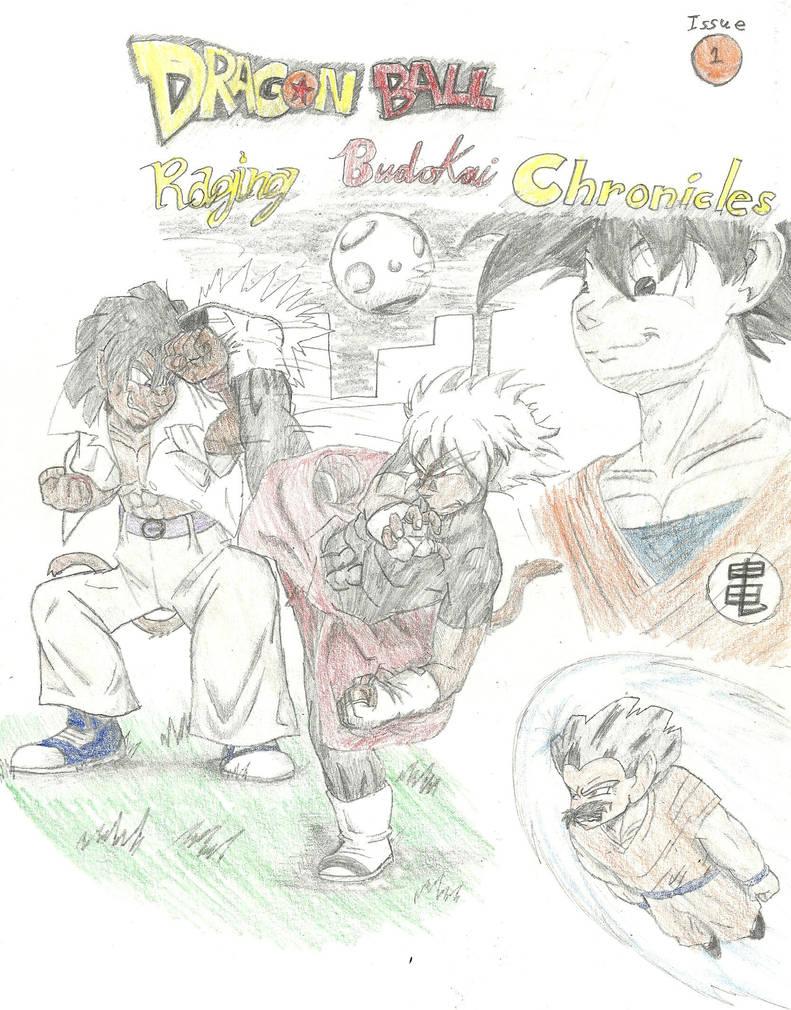 Dragonball Raging Budokai Chronicles: Beginnings by Sir-Duke01