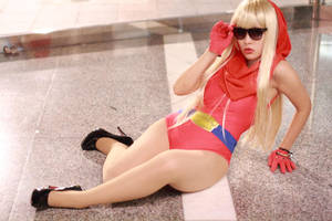 lady gaga cosplay2 by labelventhk