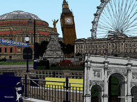This is London Wallpaper by andart