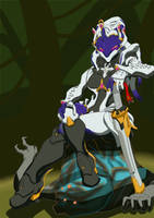 Saryn Prime by Zesk56
