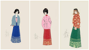 Ming Dynasty Women's Clothing by 0OBluubloodO0