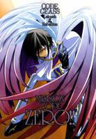 Code Geass - White  Wing  Zero by Kuro-No-Kishidan