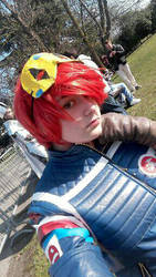 party poison by DAMIANMUSTDIE