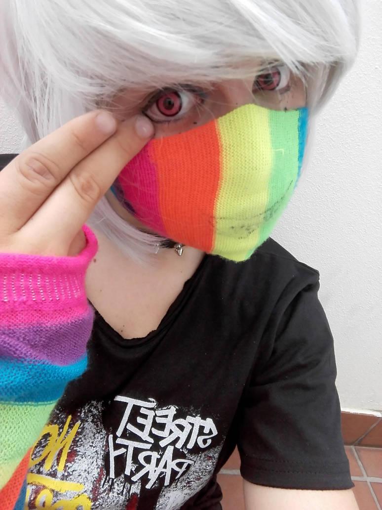 Rainbow by DAMIANMUSTDIE