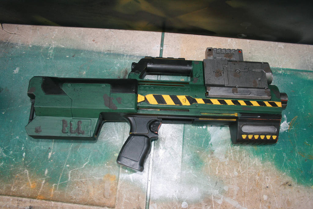 Nerf Deploy CS-6 /2 by ElKustomizator