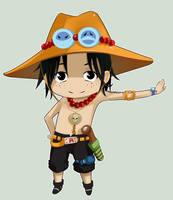 Ace chibi by Eien-no-hime