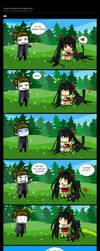 Vampire: Edward meets Maya by Eien-no-hime