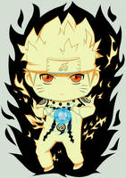 Chibi Naruto by Eien-no-hime