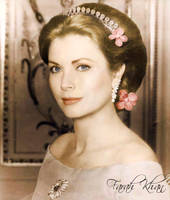 Princess Grace of Monaco by farahkhan