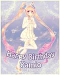 Collab: HAPPY BIRTHDAY YAMIO by Mikabunni