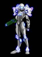Hyper Samus by Plague52x