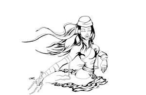 Elektra by Klaymen1