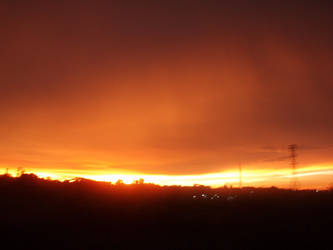 Sunset by IrisLafine