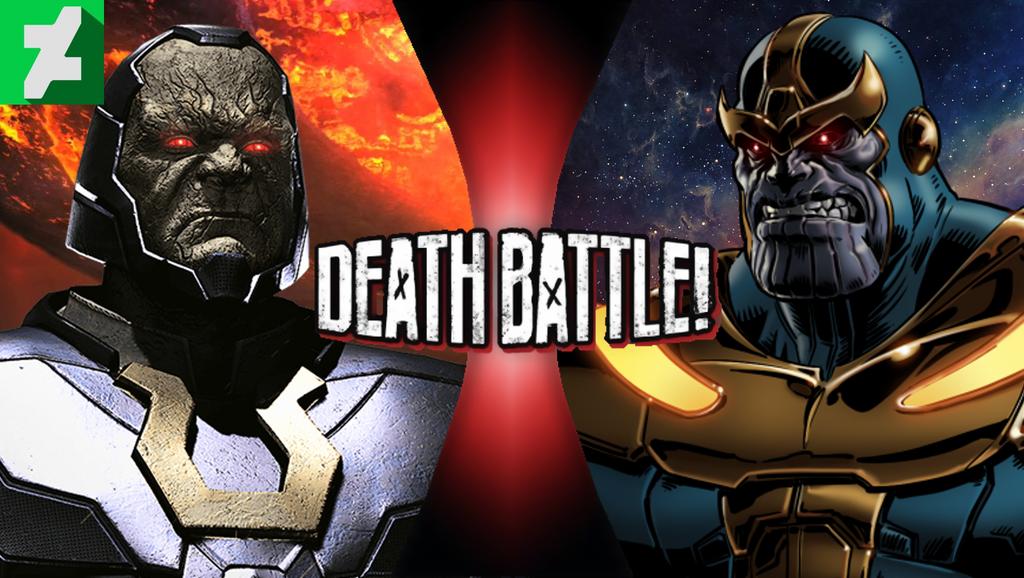 DEATH BATTLE! Season 5 Combatants Poster VER.2 by