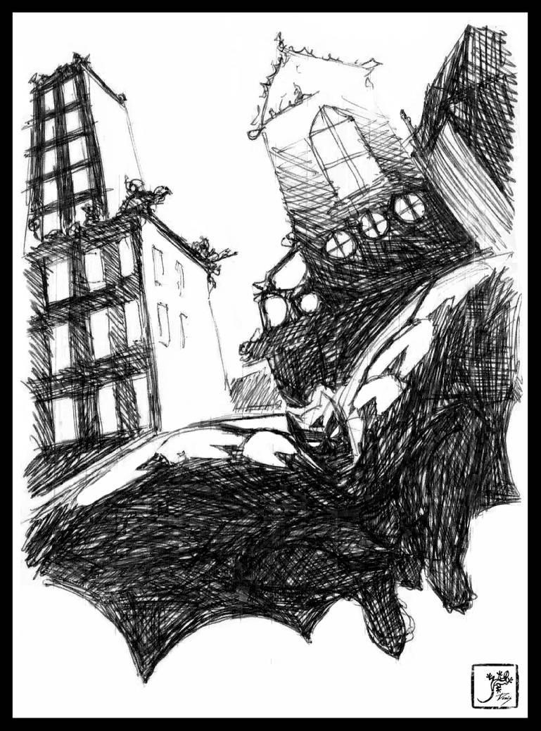 Batman Doodle Wwwtollebildcom