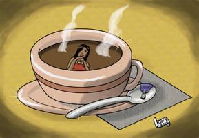 ESCENCIA DE CAFE by Luber-Lord