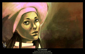 Star Trek : Guinan by merit