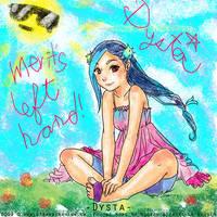 Cute Dysta - Colour by merit