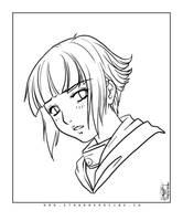 Hinata Sketch - Line by merit