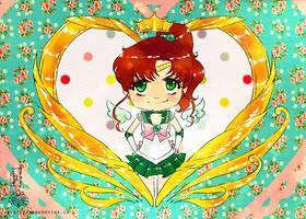 Heart Jupiter by merit