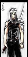 Sephiroth's Standing Ovation by merit