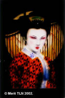 Geisha Girl by merit