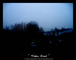 Hidden Ghost by merit