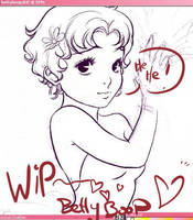 Betty Boop -- WIP by merit