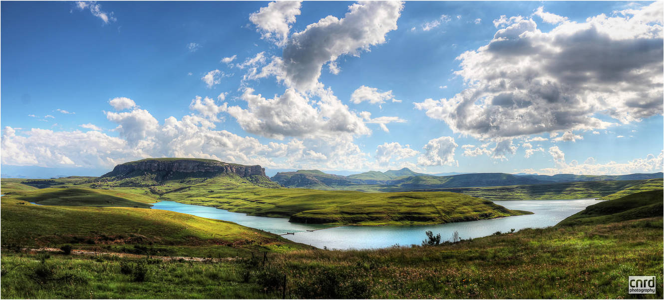 Open Space Panorama by cnrd
