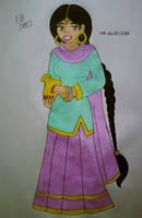 Kalini, The Punjabi Flower by shnoogums5060