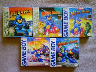 Mega Man's Good Box Arts? by shnoogums5060