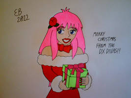 Merry Christmas From The DX Divas by shnoogums5060