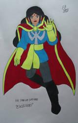 Anju As Doctor Strange by shnoogums5060