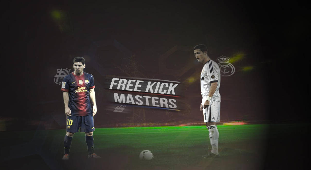 Wallpaper Free Kick Football Profil Pemain Sepak Bola
