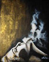 smoke by CarlaTeresa