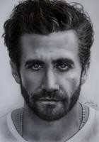 Jake Gyllenhaal by CarlaTeresa
