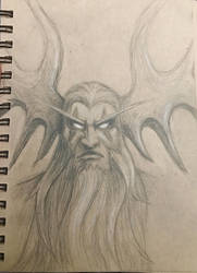 Malfurion by Kentwothree