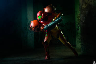 Ready to fight! by Samus-Cosplay