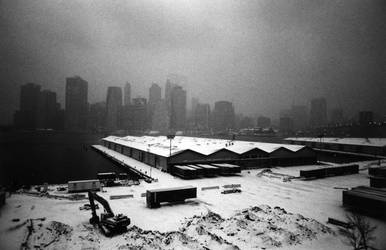 ny in the snow by film400
