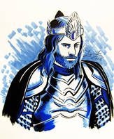 King of Gondor by Tales-of-Torment