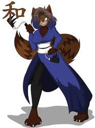 Zodiac Ally 6 Red Panda by dino222