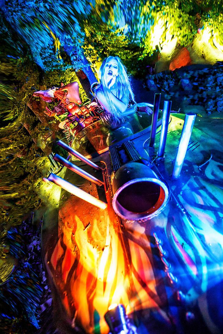 Alice in acidland by curcabeata